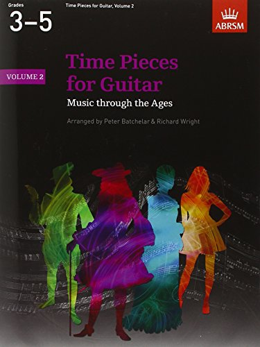 9781860967412: Time Pieces for Guitar, Volume 2: Music through the Ages in 2 Volumes: v. 2 (Time Pieces (ABRSM))