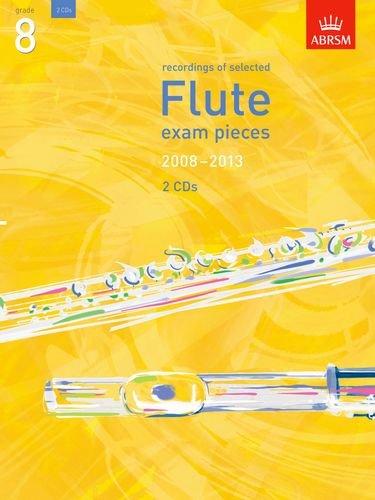 9781860968433: Flute Exam Recordings, 2008-2013: Grade 8