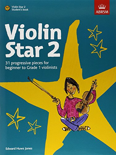 9781860969003: Violin Star 2, Student's book, with CD (Violin Star (ABRSM))