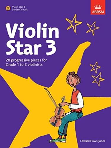 Violin Star 3 Book & CD Students Book