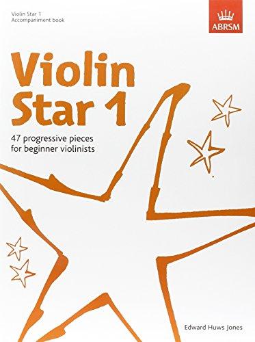 Violin Star 1 Accompaniment (Violin Star (Abrsm))