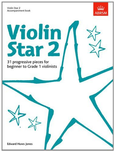 9781860969034: Violin Star 2, Accompaniment book (Violin Star (ABRSM))
