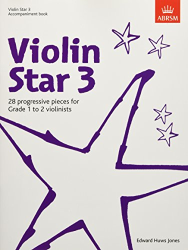 9781860969041: Violin Star 3, Accompaniment book (Violin Star (ABRSM))
