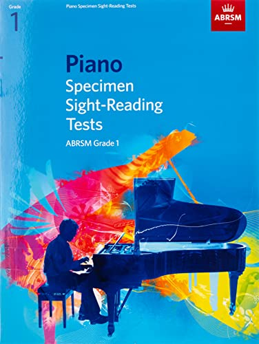 Piano Specimen Sight-Reading Tests, Grade 1 (ABRSM Sight-reading): ABRSM