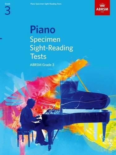 9781860969072: Piano Specimen Sight-Reading Tests, Grade 3 (ABRSM Sight-reading)