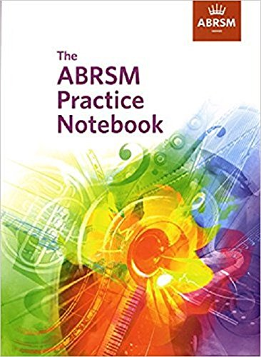 9781860969300: The ABRSM Practice Notebook