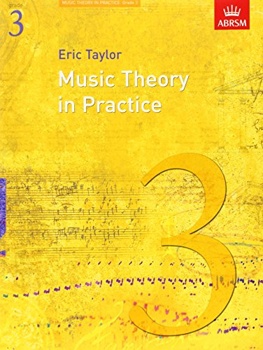9781860969447: Music Theory in Practice, Grade 3