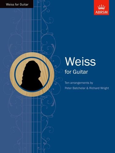 Weiss for Guitar (9781860969492) by Sylvius Weiss
