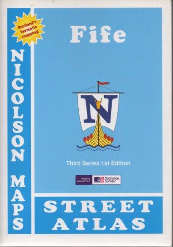 9781860972607: Fife Street Atlas: Street Maps of Fife Towns (Third Series)