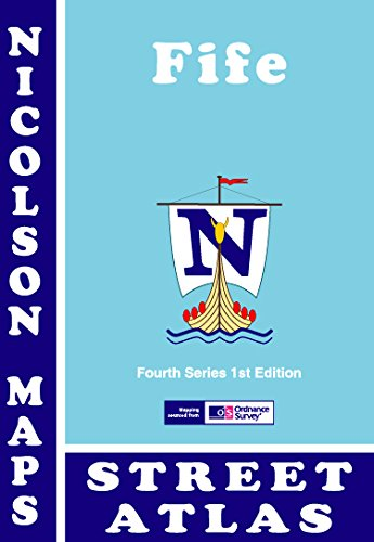 9781860973239: Fife Street Atlas (Fourth Series)