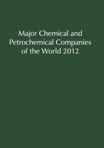 9781860997334: Major Chemical and Petrochemical Companies of the World