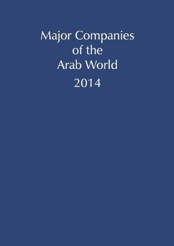 Major Companies of the Arab World (Hardback)