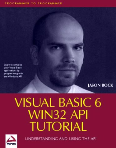 9781861002433: Visual Basic 6 Windows 32 API Tutorial - AbeBooks