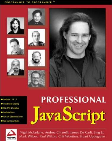 JavaScript: James De Carli;