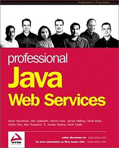 Professional Java Web Services: Scott Cable, Jeelani