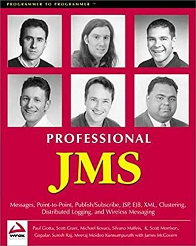 Professional JMS: Scott Grant, Michael
