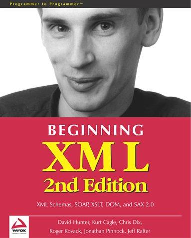 9781861005595: Beginning XML