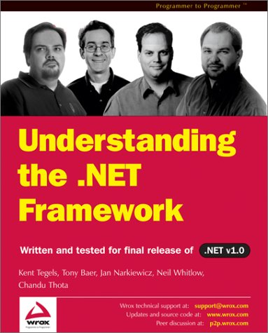 UNDERSTANDING THE .NET FRAMEWORK