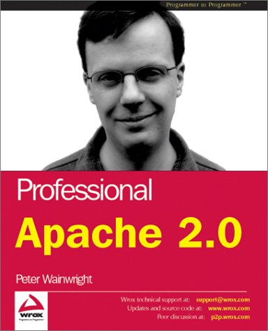 9781861007223: Professional Apache 2.0