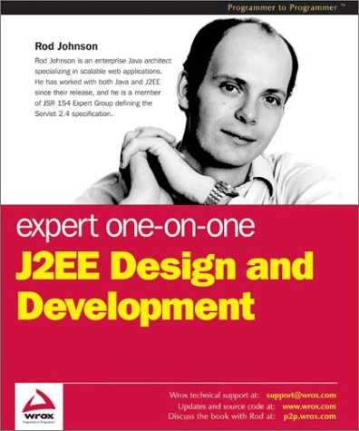 9781861007841: Expert One-on-One J2EE Design and Development
