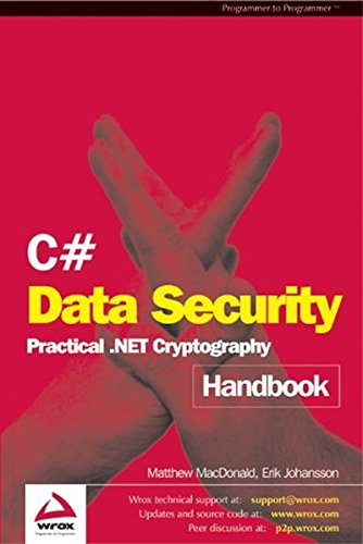 9781861008015: C# Data Security Handbook