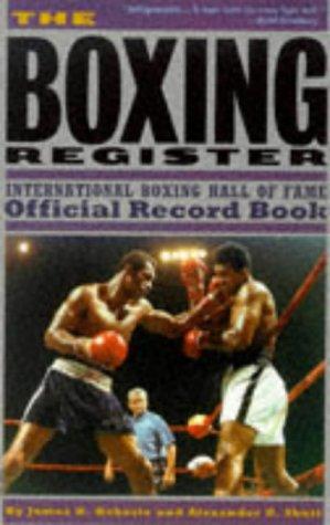 9781861052155: Boxing Register : International Boxing Hall of Fam