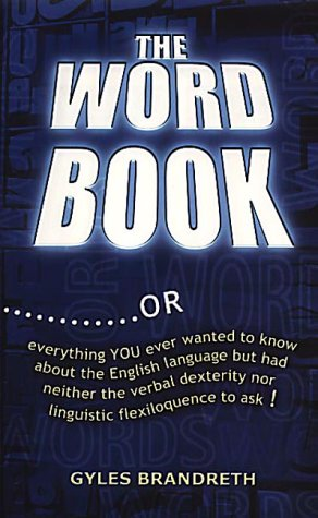 The Word Book (1861053983) by Gyles Brandreth