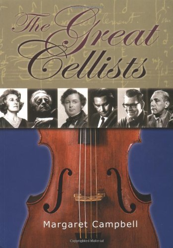 9781861056542: The Great Cellists
