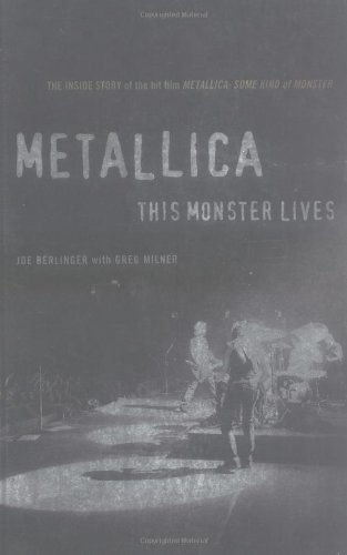 9781861058805: Metallica: The Inside Story of the Hit Film 'Metallica - Some Kind of Monster'