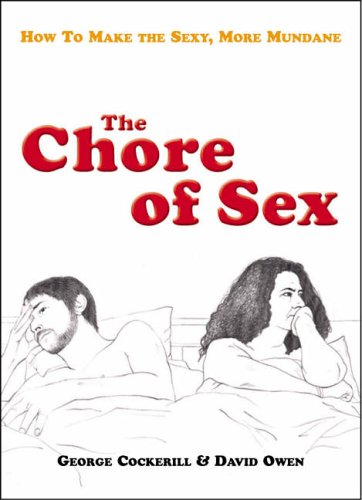 9781861059116: The Chore of Sex: How to Make the Sexy, More Mundane