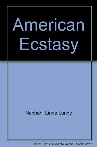 9781861061874: American Ecstasy