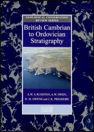 9781861074720: British Cambrian to Ordovician Stratigraphy (Geological Conservation Review Series (Closed))