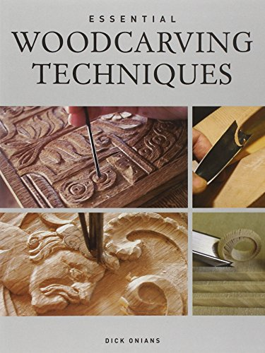 9781861080424: Essential Woodcarving Techniques