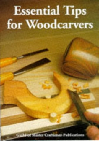 9781861080554: Essential Tips For Woodcarvers