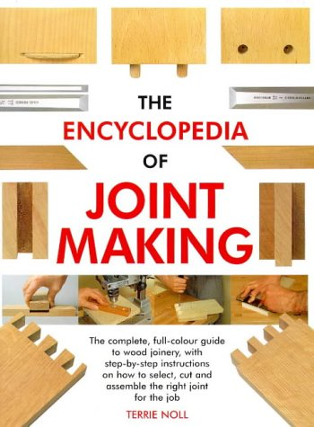 9781861080707: The Encyclopedia of Joint Making (Master Craftsmen)