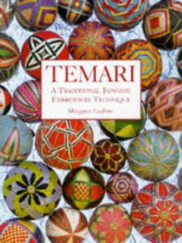 9781861080806: Temari: A Traditional Japanese Embroidery Technique