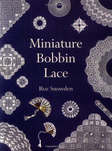 9781861080868: Miniature Bobbin Lace