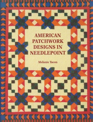 9781861080882: American Patchwork Designs In Needlepoint