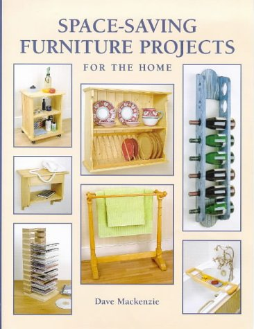 9781861080998: Space-Saving Furniture Projects