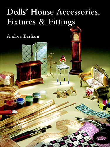 Dolls' House Accessories, Fixtures & Fittings: Andrea Barham
