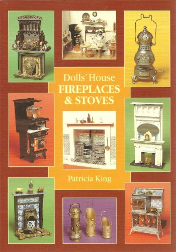 9781861081056: Dolls' House Fireplaces & Stoves