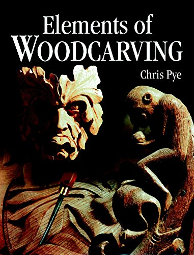9781861081087: Elements of Woodcarving