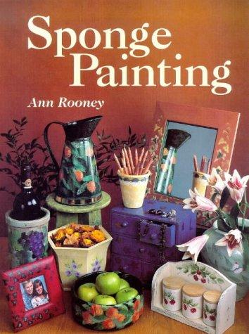 9781861081346: Sponge Painting