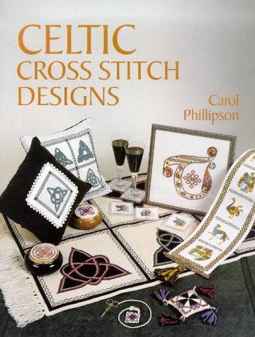 9781861081445: Celtic Cross Stitch Designs