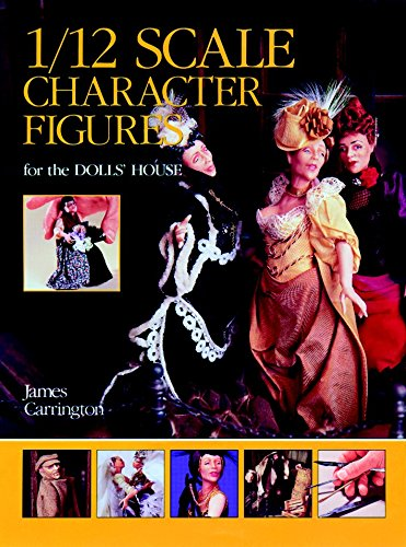 9781861081612: 1/12 Scale Character Figures for the Dolls' House
