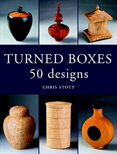 9781861082039: Turned Boxes: 50 Designs (Woodwork Projects)