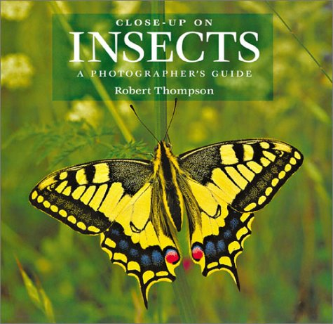 9781861082381: Close-Up on Insects: A Photographer's Guide