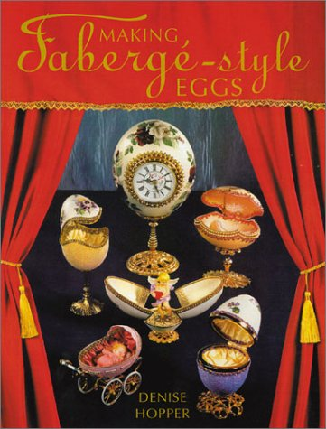 9781861082961: Making Faberge-Style Eggs