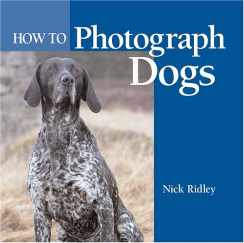 9781861083326: How to Photograph Dogs