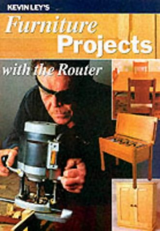 9781861083456: Furniture Projects with the Router